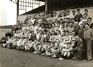 VPAAC at Scotstoun 1953