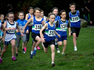 Dunbartonshire Cross Country Championships - 2019